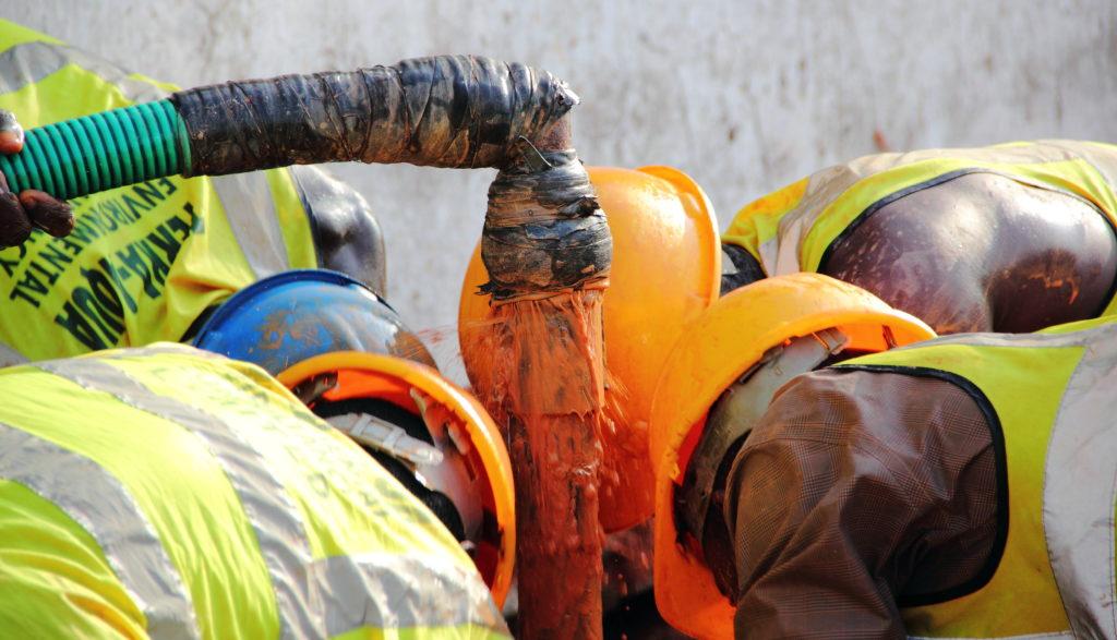 Drilling Helmets, Nigeria